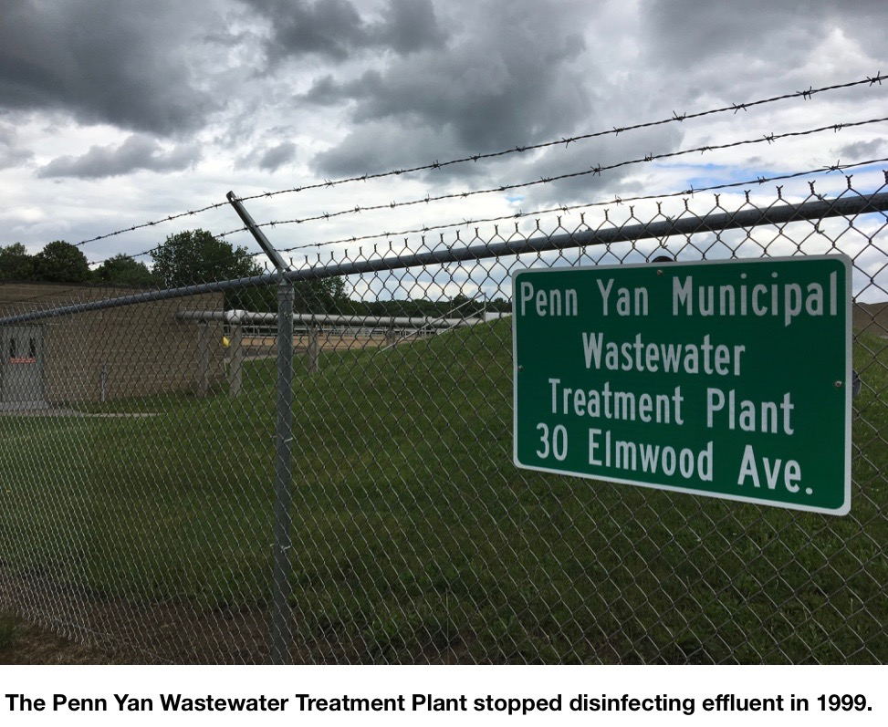DEC says Penn Yan wastewater treatment plant corrections made