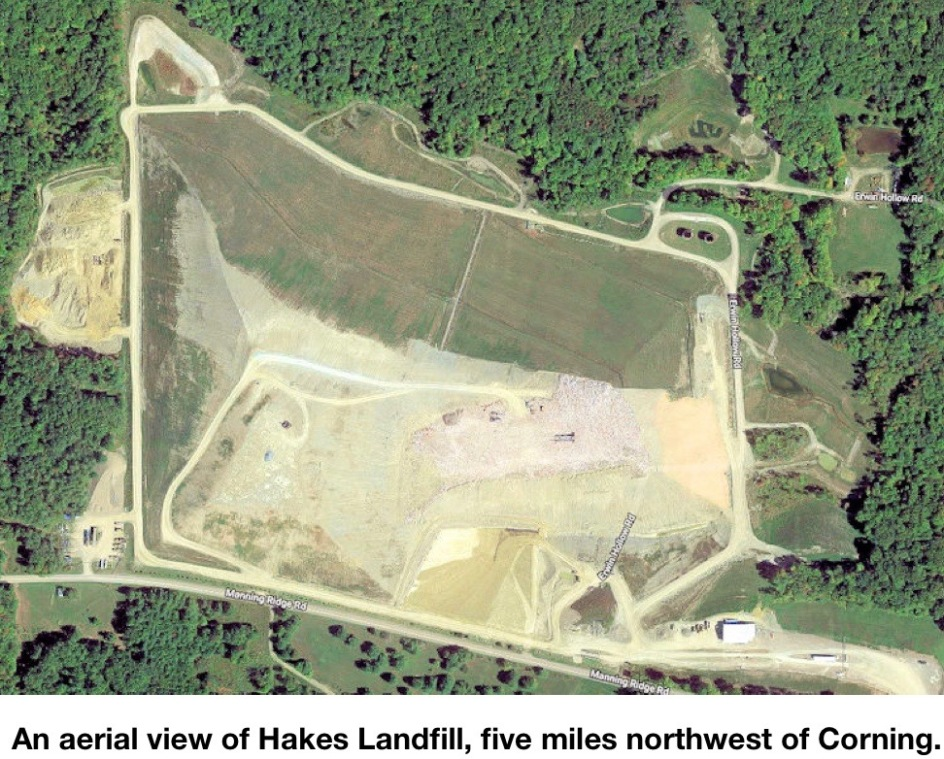 Hakes Landfill, Town of Campbell, DEC sued over evidence of radiation