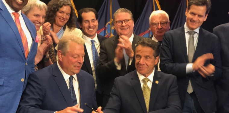 Closer look at Cuomo's complicated relationship with oil, gas industry