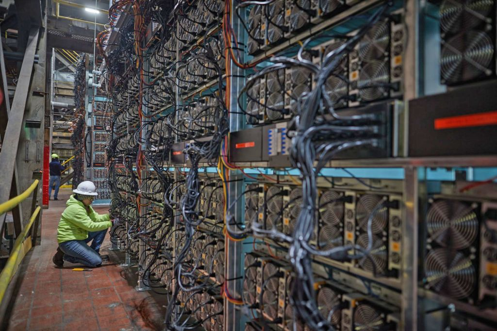 Public Service Commission rules that Greenidge bitcoin mining operation isn't subject to regulation; dismisses environmental concerns