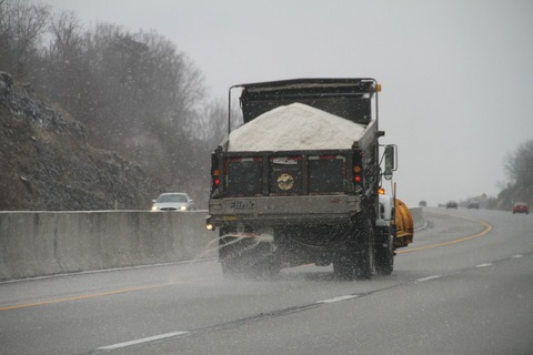 What impact does salting roads have on the environment? NYS begins formal review of practices